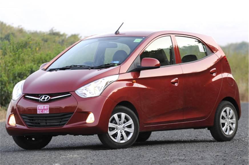 Hyundai Eon 1 0 Litre Vs Rivals Features Comparison Autocar India