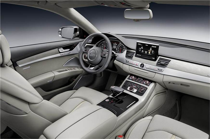 Audi A8 L Facelift Launched At Rs 1 12 Crore Autocar India