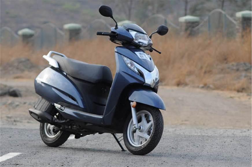 Honda Activa 125 review, test ride - Autocar India