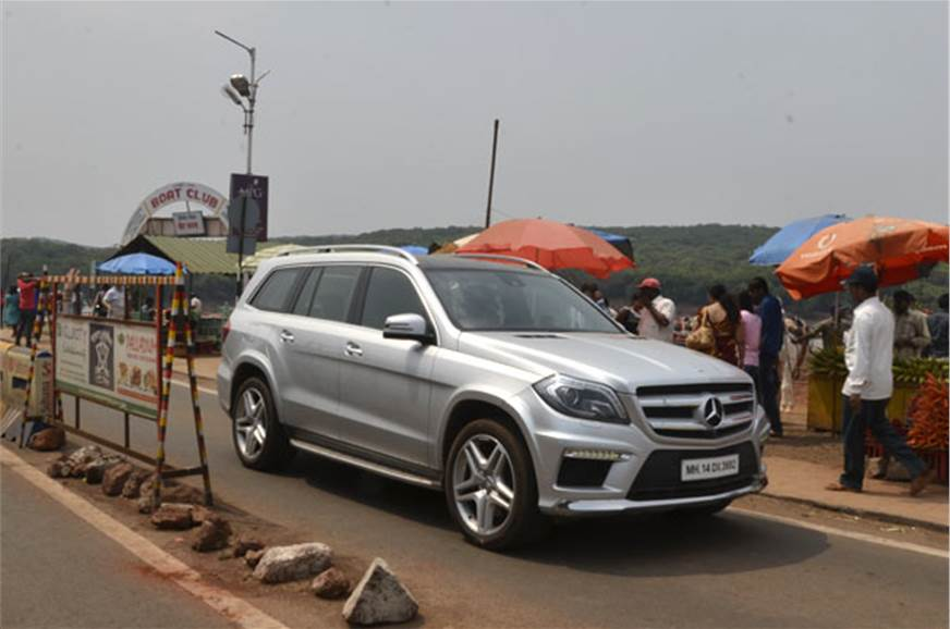 Mercedes-Benz GL 350 CDI long term review first report