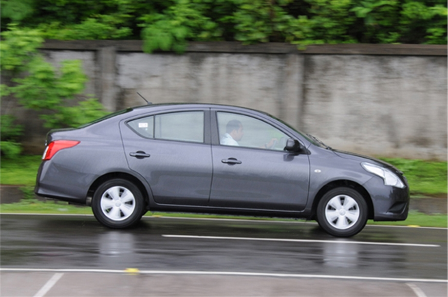 Nissan Sunny 2014 Review Nissan Sunny First Drive Autocar India