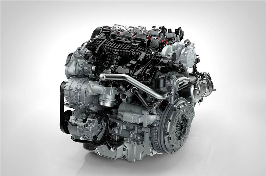 Volvo Has Come Out With Its New Range Of Petrol And Sel Engines The Drive