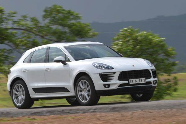Porsche Macan Launched In India At Rs 98 18 Lakh Autocar India