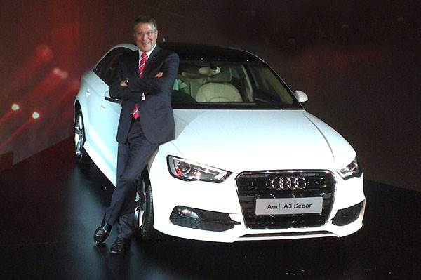 Audi A3 Sedan Launched At Rs 22 95 Lakh Autocar India