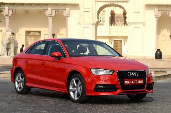 Audi A Sedan Vs The Rest Entry Luxury Price Comparison Autocar - Audi autocar