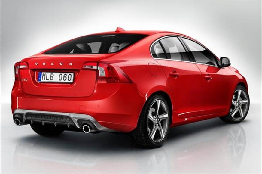 Volvo S60 R-Design on sale for Rs 40.10 lakh - Autocar India