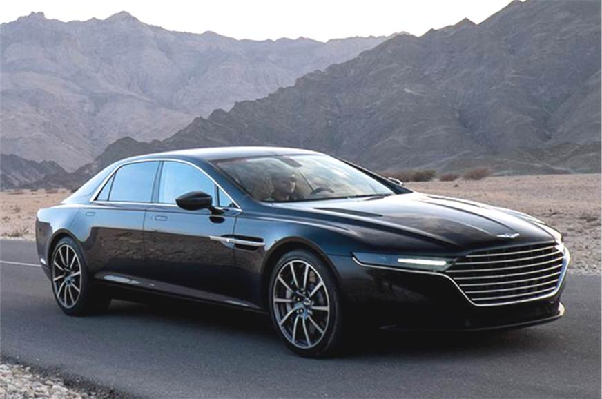 Aston Martin Lagonda Sedan Revealed Autocar India