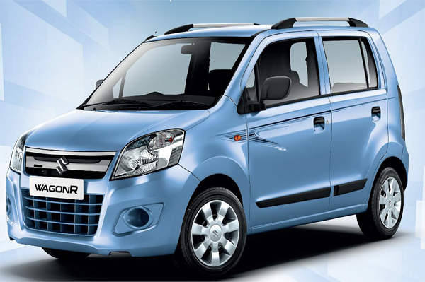 Maruti wagon r krest launched