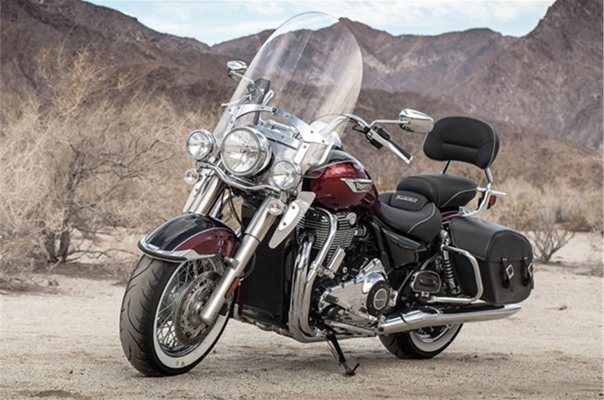 Triumph Thunderbird Lt Vs Rivals Specifications Comparison