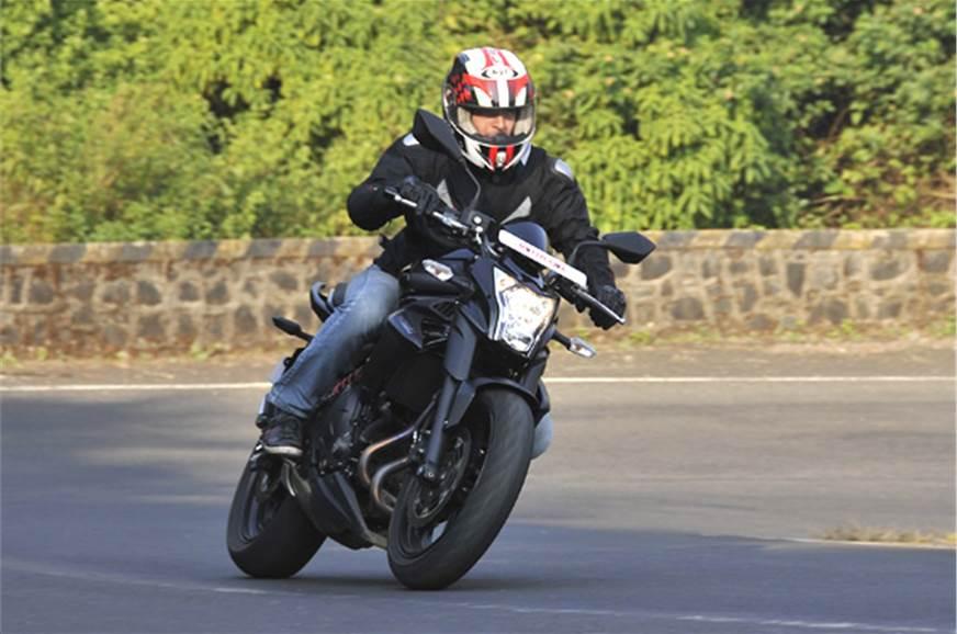 Kawasaki Er 6n Review Test Ride Autocar India