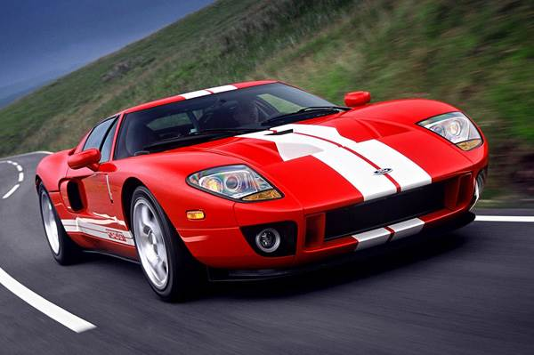 Ford Gt Successor May Be Called Phoenix