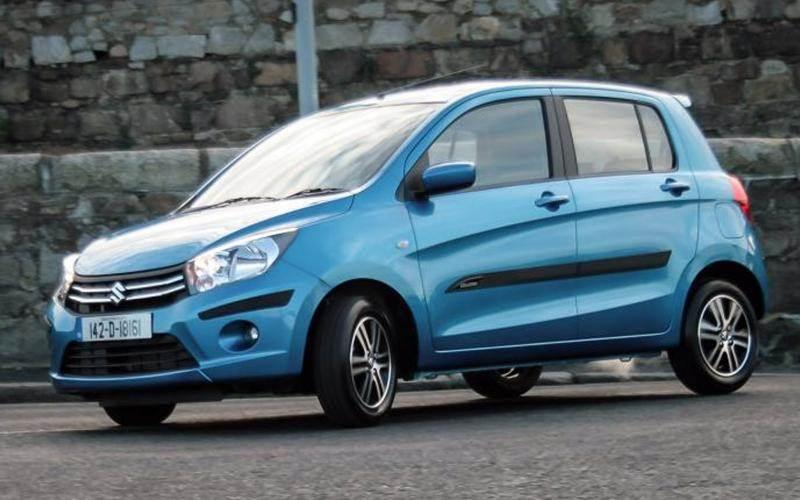 Suzuki Celerio sales halted following brake failure during Autocar ...