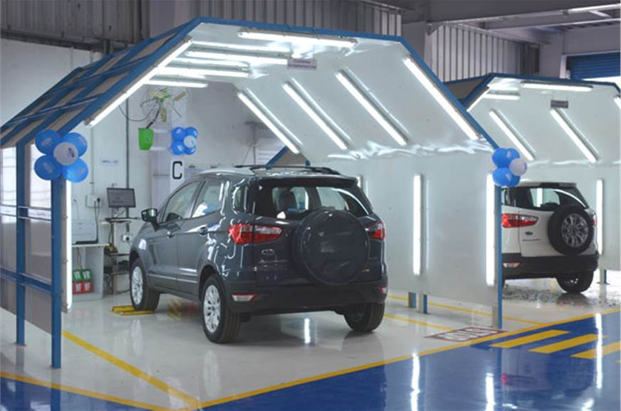 Ford Launches Vehicle Personalisation Centre Autocar India