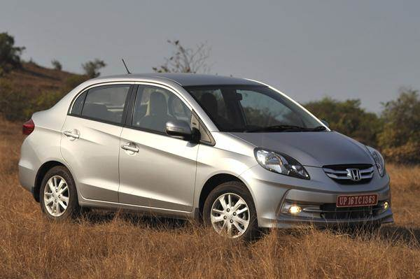 Honda Amaze Cng Launched At Rs 6 53 Lakh