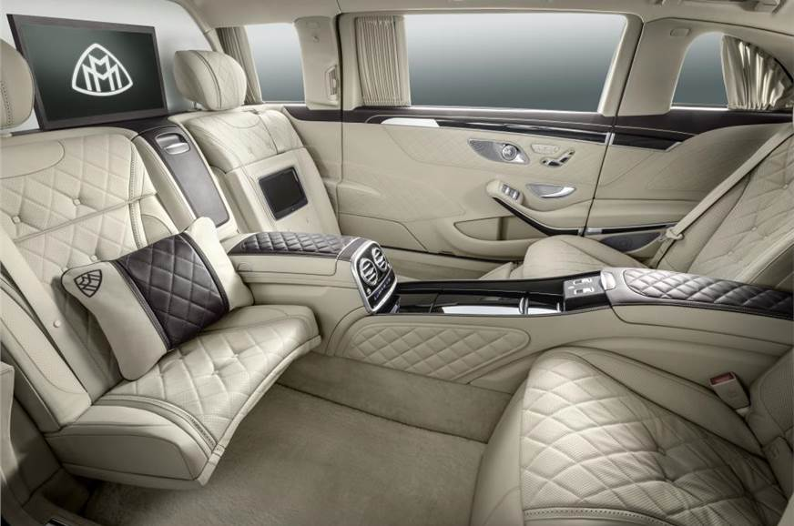 mercedes-maybach pullman revealed - autocar india