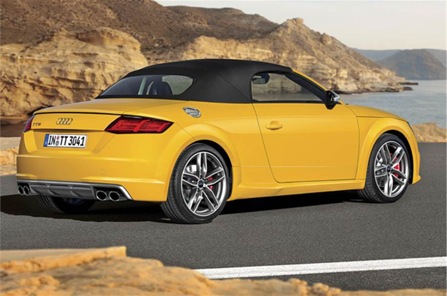 Audi TT S Roadster Review Test Drive Autocar India - Audi tt convertible