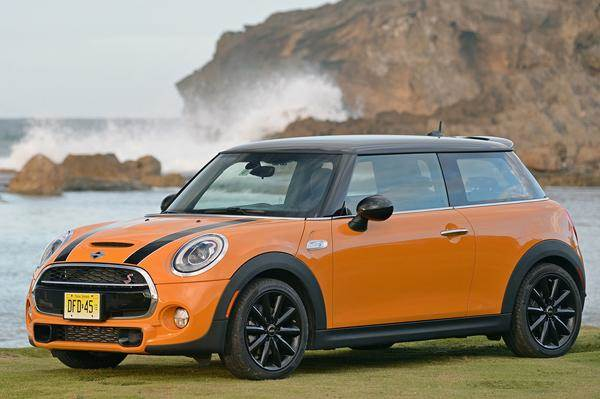mini cooper s launched in india at rs 34.65 lakh - autocar india