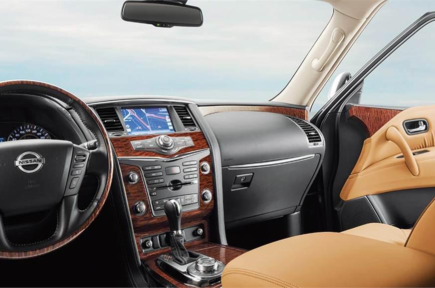 Nissan Patrol SUV India-bound - Autocar India
