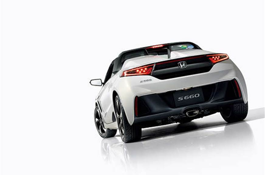 Honda S660 Roadster Unveiled Autocar India