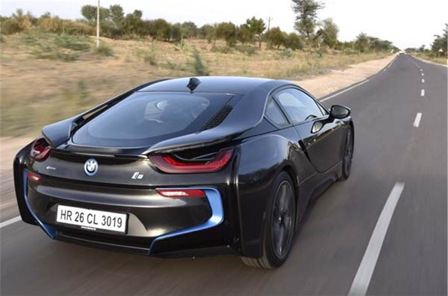 Bmw I8 India Review Test Drive Autocar India