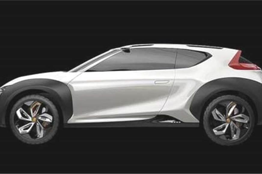 Hyundai Enduro Suv Concept Revealed At Seoul Autocar India