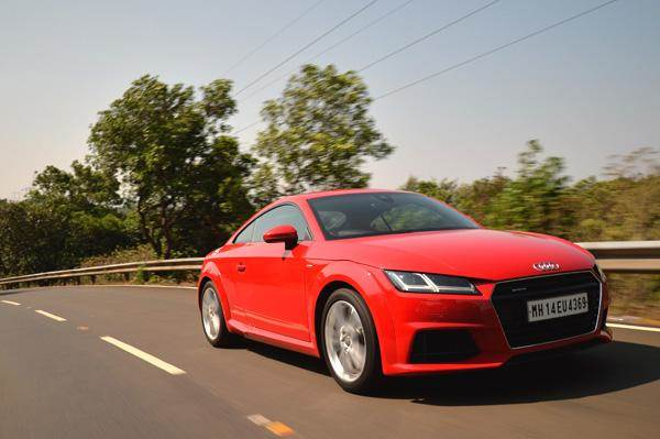New Audi Tt Coupe Launched At Rs 60 34 Lakh Autocar India