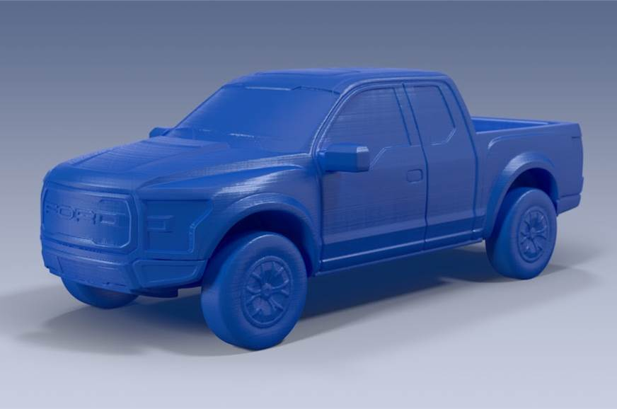 Ford opens online 3D printing store - Autocar India