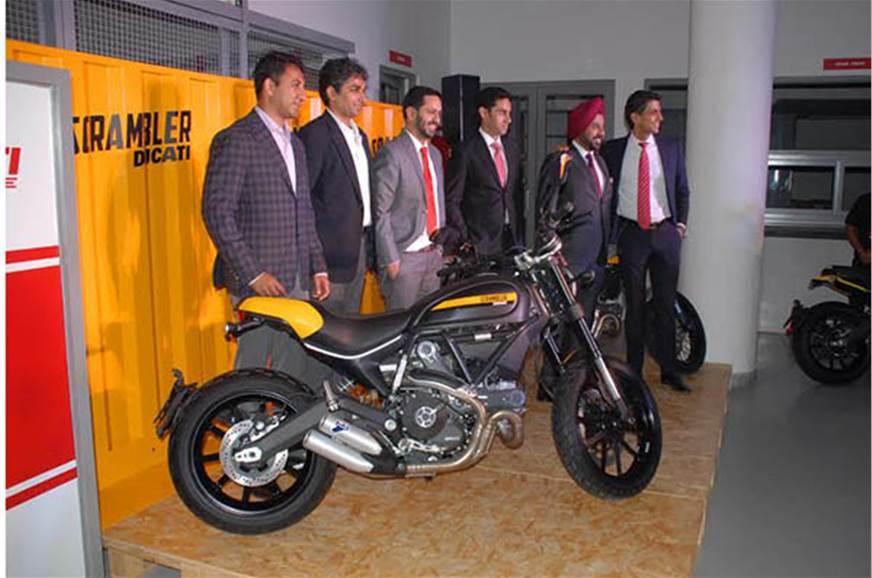 Ducati Scrambler Classic Full Throttle Launched In India Autocar