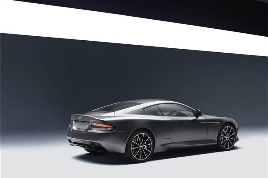 Aston Martin Db9 Gt Unveiled Autocar India