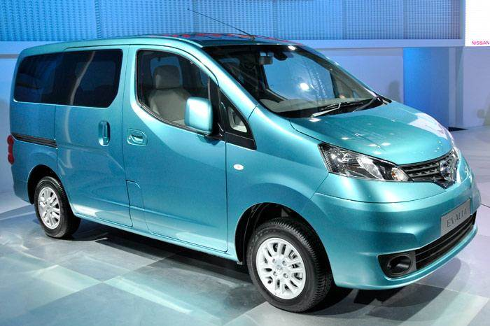 Nissan Evalia Mpv Discontinued Autocar India