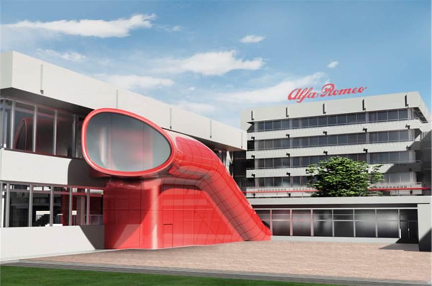 renovated alfa romeo museum ready for visitors - autocar india