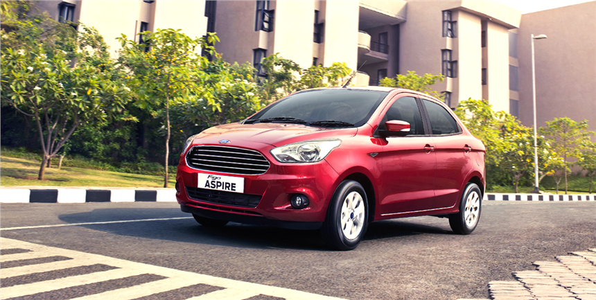 Ford Figo Aspire Specifications Revealed
