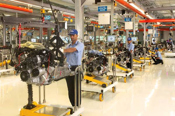 Force Motors Inaugurates Plant For Bmw Engine Assembly Autocar India