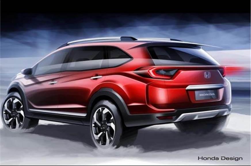 Honda Br V To Take On Hyundai Creta Autocar India