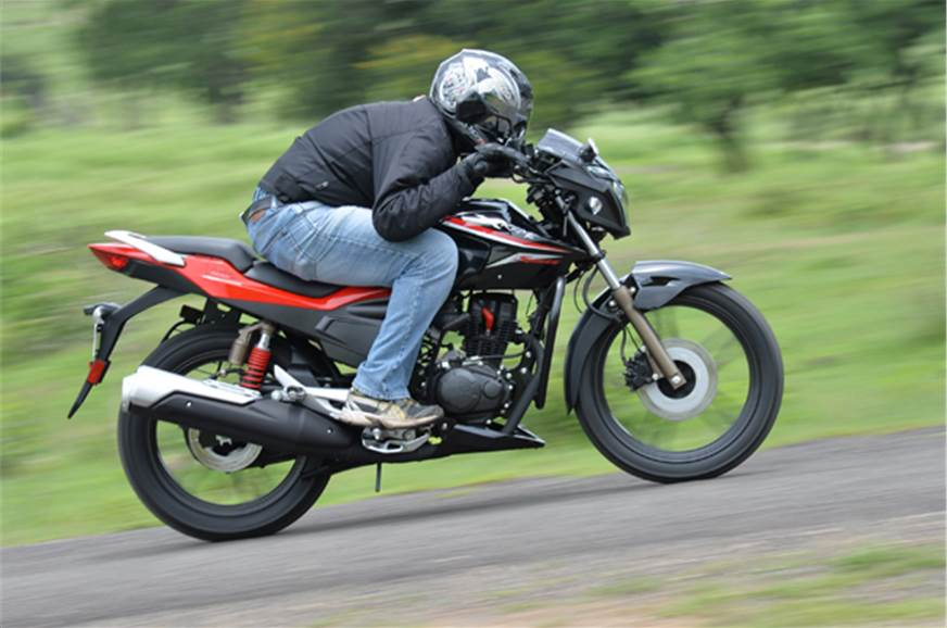 Hero Xtreme Sports review, test ride - Autocar India