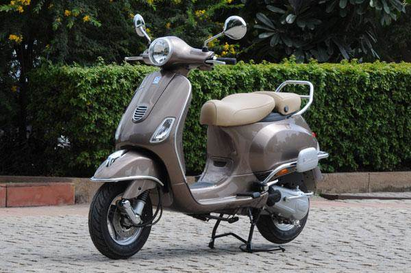 Piaggio India launches two scooters in Nepal - Autocar India