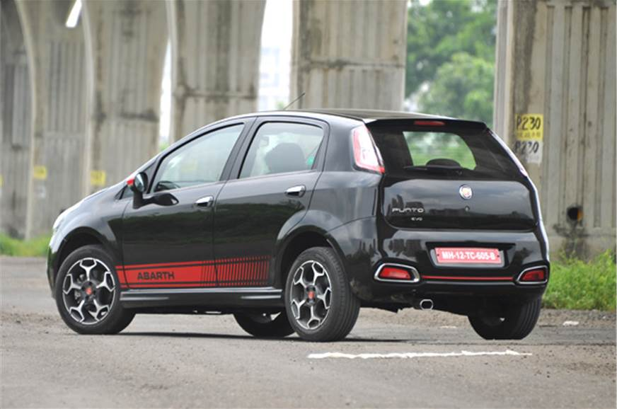 Abarth Punto Evo review, test drive - Autocar India