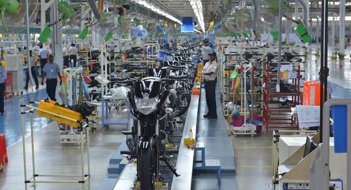 Yamaha Motor Inaugurates Chennai Factory Autocar India