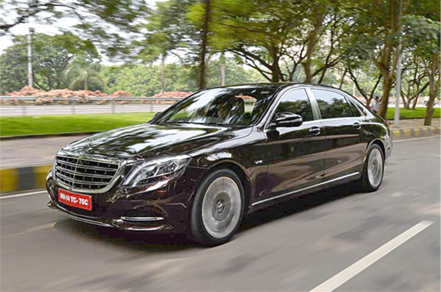 mercedes-maybach s 600 review, test drive - autocar india