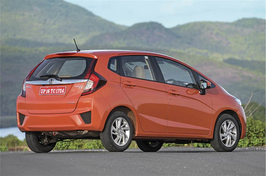 Honda Jazz Review Price Features