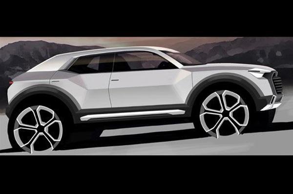 Audi To Launch Q Before Q Autocar India - Audi car q2
