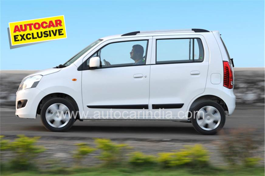 Maruti Wagonr Amt Review Test Drive Autocar India