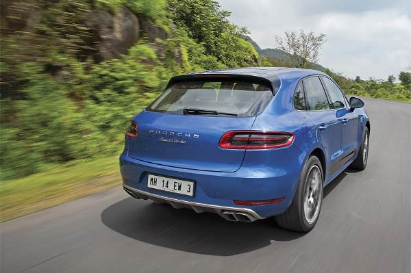 Porsche Macan Turbo Review Test Drive Autocar India