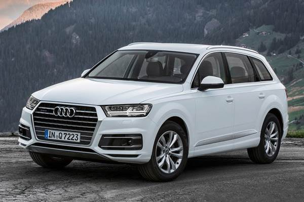 New Audi Q7 launched at Rs 72 lakh - Autocar India