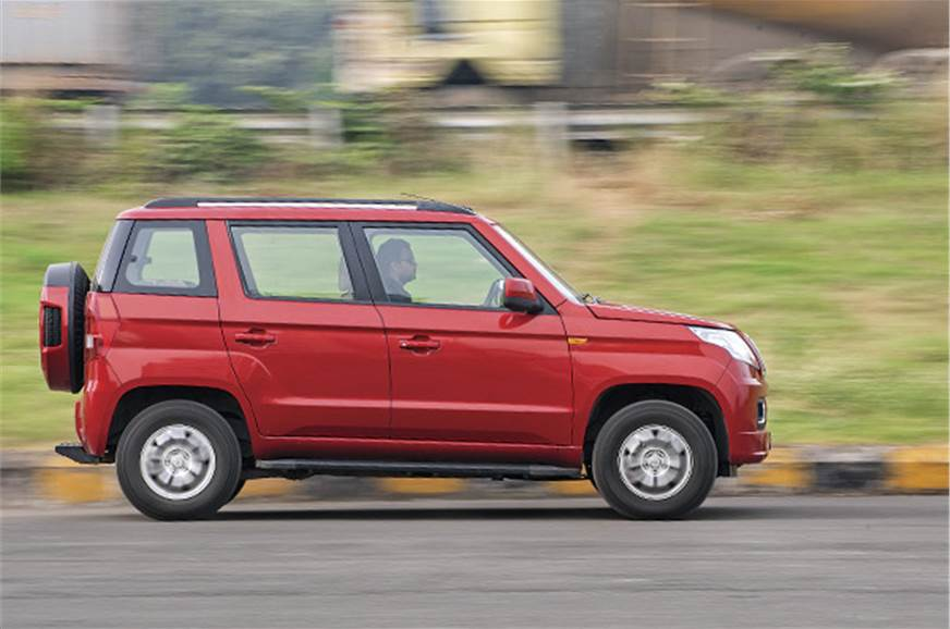 Mahindra Tuv300 Review & Specifications - Tuv300 Price