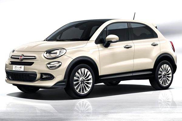 Fiat Abarth 500X model likely by 2017 - Autocar India