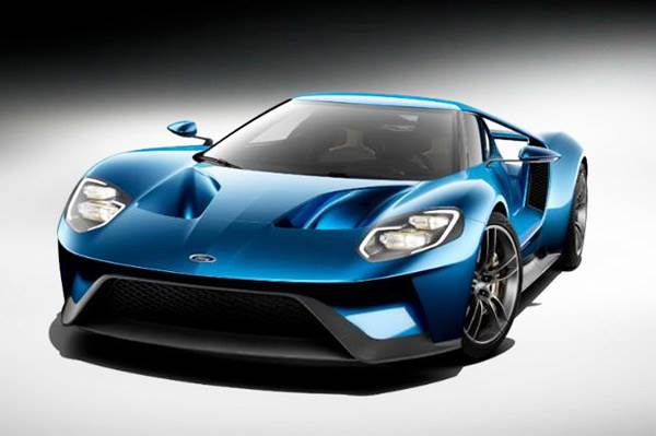 Ford Gt To Feature Corning Gorilla Gl Hybrid Windshields