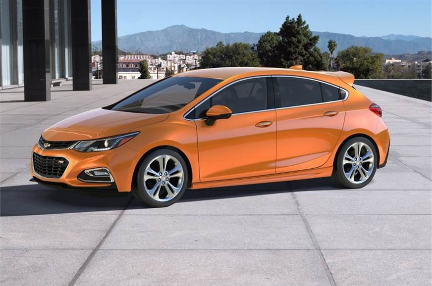 Next Gen Chevrolet Cruze Hatchback Revealed Autocar India