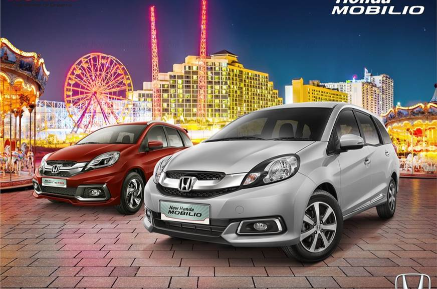 Updated Honda Mobilio Coming Later This Year Autocar India