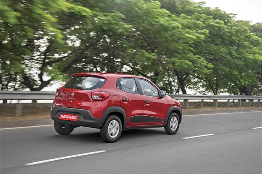Renault Kwid Review & Specifications - Renault Kwid Price & Features